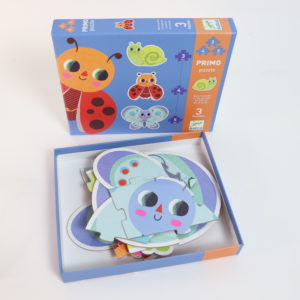 Puzzle and Matching Game Play Set