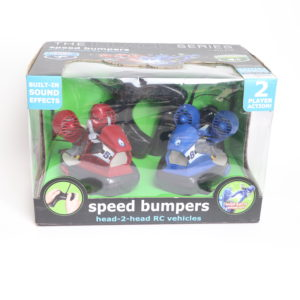 The Black Series Speed Bumpers RC Vehicles